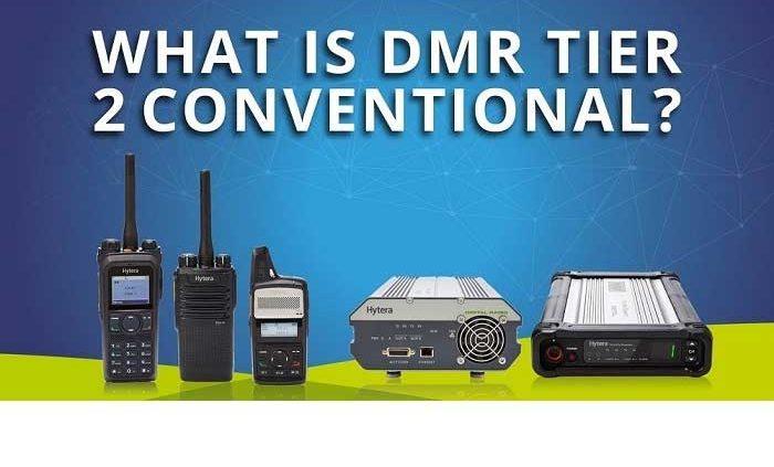 استاندارد DMR Tier 2
