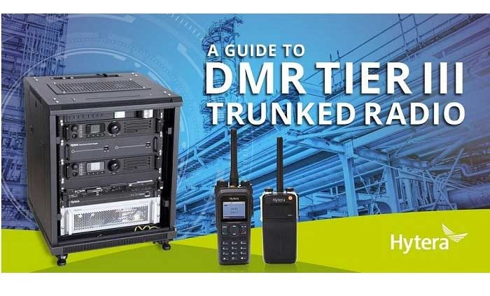 راهنمای رادیو ترانک DMR Tier III
