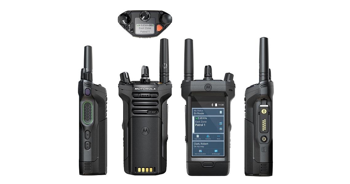 APX-NEXT Motorola